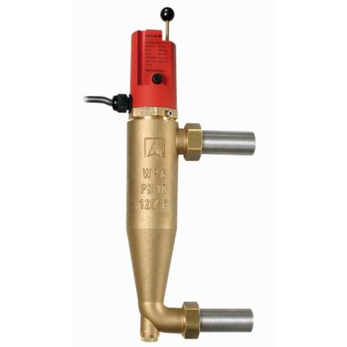 AFRISO WMS-WP6, MS mechanikus vízhiánybiztosító hegesztőkarmantyúval DN20