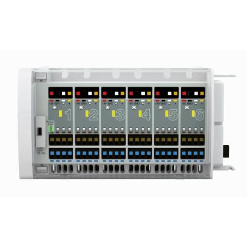 AFRISO Vezérlő-modul D6 vezetékes