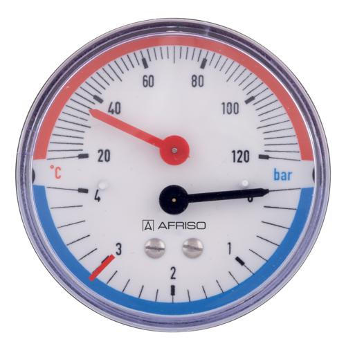 thermo manometer